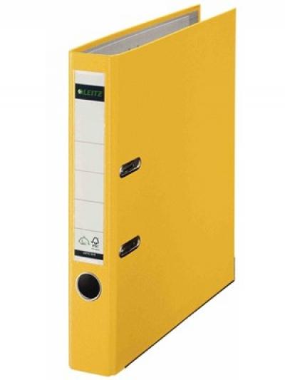 Leitz 1015-15 Dar Klasör Sarı