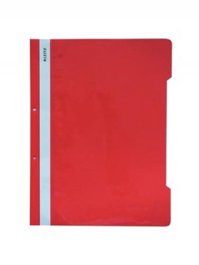 Leitz 4189-25 Telli Dosya Kırmızı 50 Adet