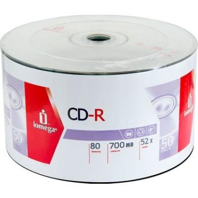 Iomega CD-R 80 Min 700 MB 52X 50 li