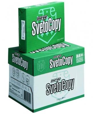 Sveto Copy A4 Fotokopi Kağıdı 80gr/m² 500 sf × 5 Paket