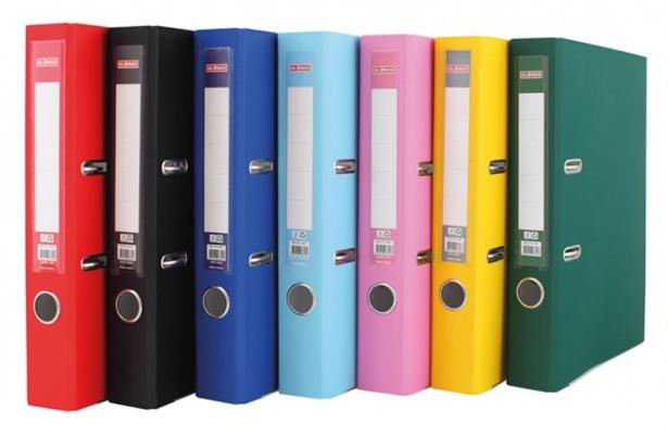 Globox Plastik Klasör Dar extra / Renk Seçenekli Ürün