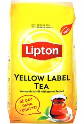 Lipton Yellow Label 1000 gr