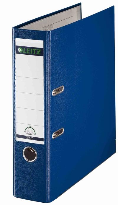 Leitz 1010-35 Geniş Klasör Mavi