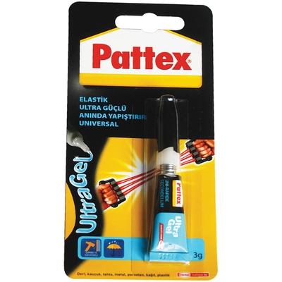 Pattex 1505805 Ultra Gel Süper Japon Yapışırıcı 3gr