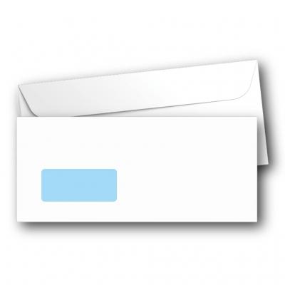 Doğan Zarf 1001 Diplomat 105*240 90 gr. Pencereli 25 Lİ