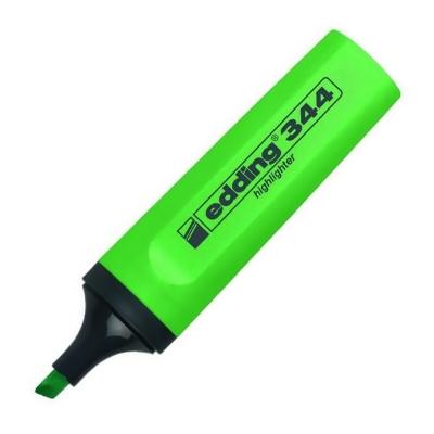Edding Fosforlu Kalem 344 Yeşil