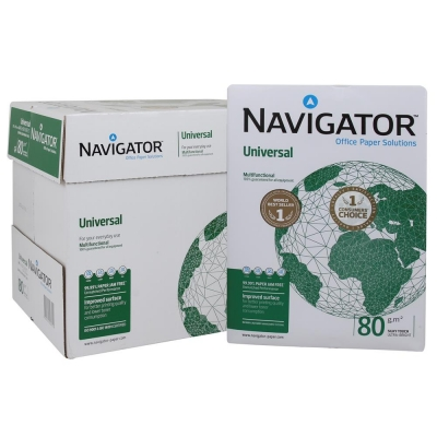 Navigatör A4 Fotokopi kağıdı 80 gr/m2 500 sf  5 Paket