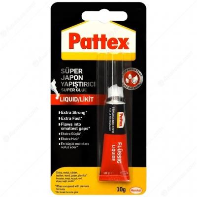 Pattex 177768 Süper Japon Yapıştırıcı 10 gr 1792002