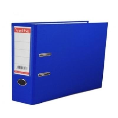 Velte Plastik Telgraf Klasör VLT 7072 -03 Geniş Mavi