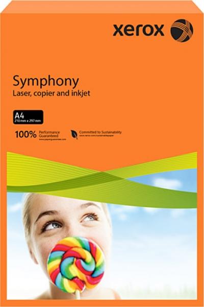 Xerox Symphony 3R93953 80 gr A4 Turuncu